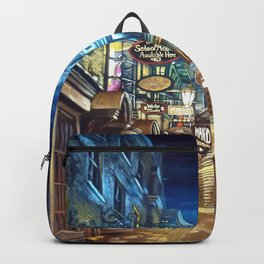 Diagon Alley Backpack
