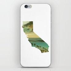 California Collage iPhone & iPod Skin
