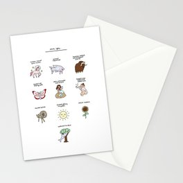 Ann, You Beautiful... Stationery Cards