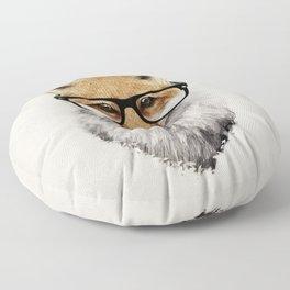 Mr. Fox Floor Pillow