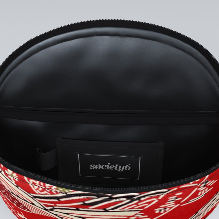 Red Mountains Fanny Pack