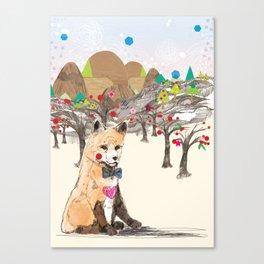 MERRY CHRISTMAS!!!!! Canvas Print