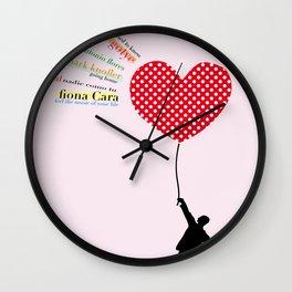 Business Love Wall Clock