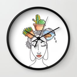 Keeping it together Wall Clock