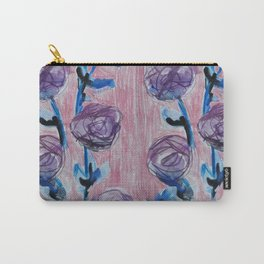 Rose Petals Series Paintings Carry-All Pouch