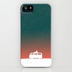 Quiet Night - starry sky iPhone (5, 5s) Slim Case