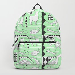 Land Animals Backpack
