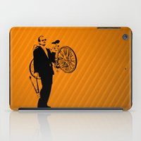 murray iPad Cases featuring Bill Murray by Spyck