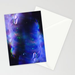 4th dimensional beings Stationery Cards