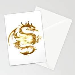 Dragon animal beast creature Stationery Cards