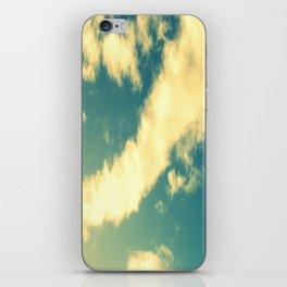 Vanilla Sky iPhone Skin