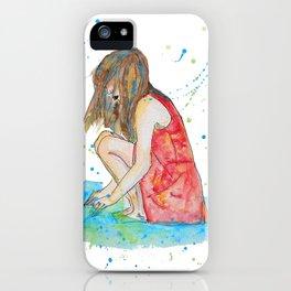 Laurine iPhone Case