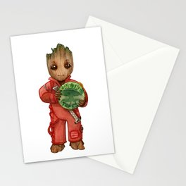 Save the trees Stationery Cards