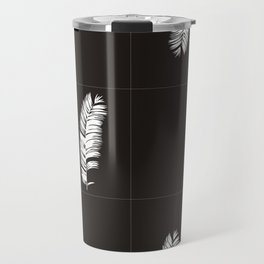 Palms Black&White #society6 #decor #buyart Travel Mug