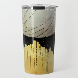 The great moon Travel Mug