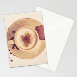 Vintage Coffee Love Photography Stationery Cards