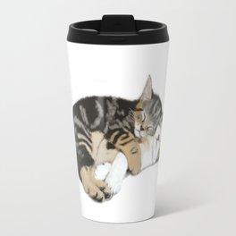 Kitten cuddles Travel Mug