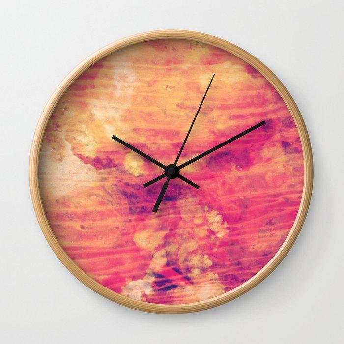 Boum Wall Clock