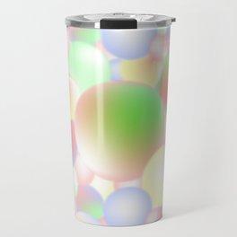 Blur Balls Travel Mug