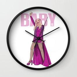 Baby Spice 2019 Wall Clock