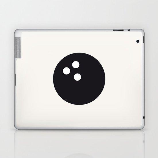Bowling - Balls Serie Laptop & iPad Skin