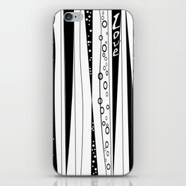 With love .2 iPhone Skin