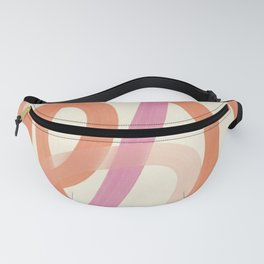 Valentine #6 - Abstract Art Print Fanny Pack