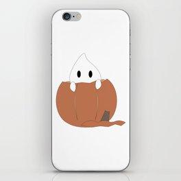 Peekaboo Ghost iPhone Skin