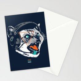 Stereocat Stationery Cards