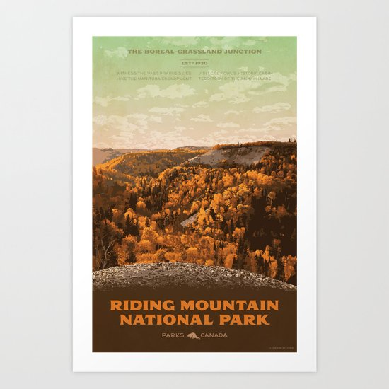 Riding Mountain National Park by cameronstevens