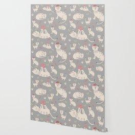 HAPPY CATS Wallpaper
