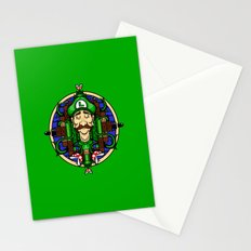 Luigi's Lament Stationery Cards