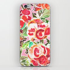 Always in Bloom #society6 #decor #buyart iPhone Skin