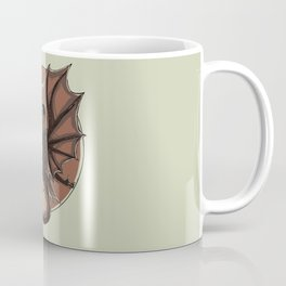 THE GREAT RED DRAGON ANT THE WOMAN CLOTHED IN THE SUN Coffee Mug