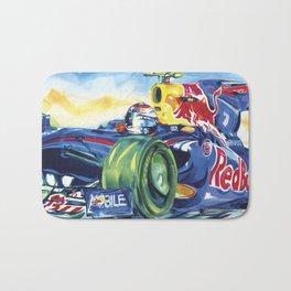 Formula One Series II Bath Mat