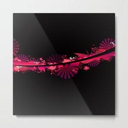 abstract concept Metal Print