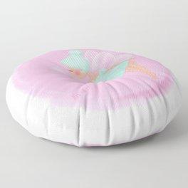 Mint Fairy Floor Pillow