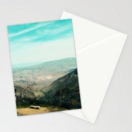 Laguna Mars Mountains Stationery Cards