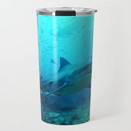 Bull Sharks Travel Mug