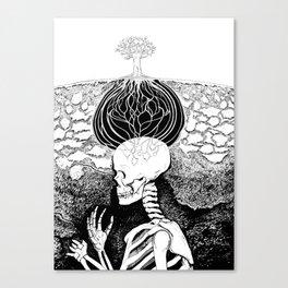 Life Cycle Canvas Print