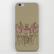 These Trees Stand Tall iPhone & iPod Skin