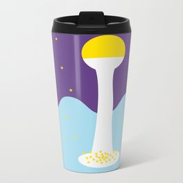 NO TIME TO SEE, IN BROAD DAYLIGHT ... Metal Travel Mug