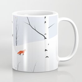 Birches West Coffee Mug