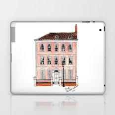 Queens Square Bristol by Charlotte Vallance Laptop & iPad Skin