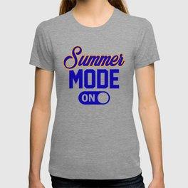 Summer Mode ON bo T-shirt