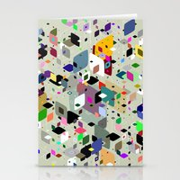 breaking Stationery Cards featuring Breaking Free by Angelo Cerantola