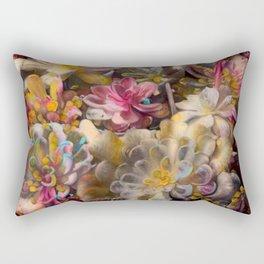 Echeveria Dreams Rectangular Pillow