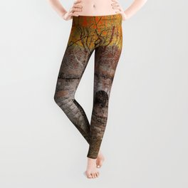 Grampa Bridge Leggings