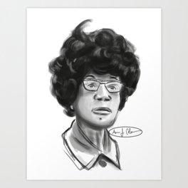 Shirley Chisholm Art Print