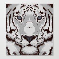 Tiger GW Canvas Print